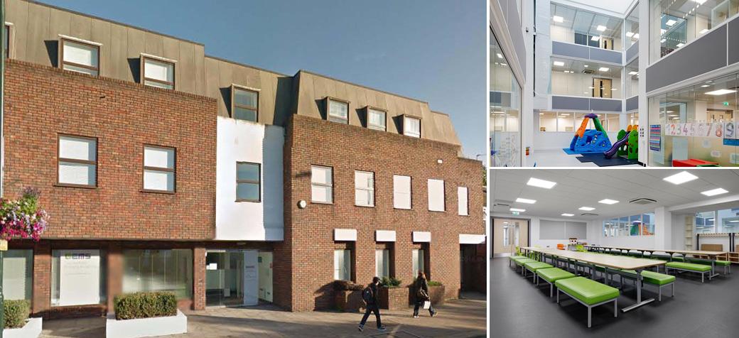 Gems Primary Academy London Cityaxis